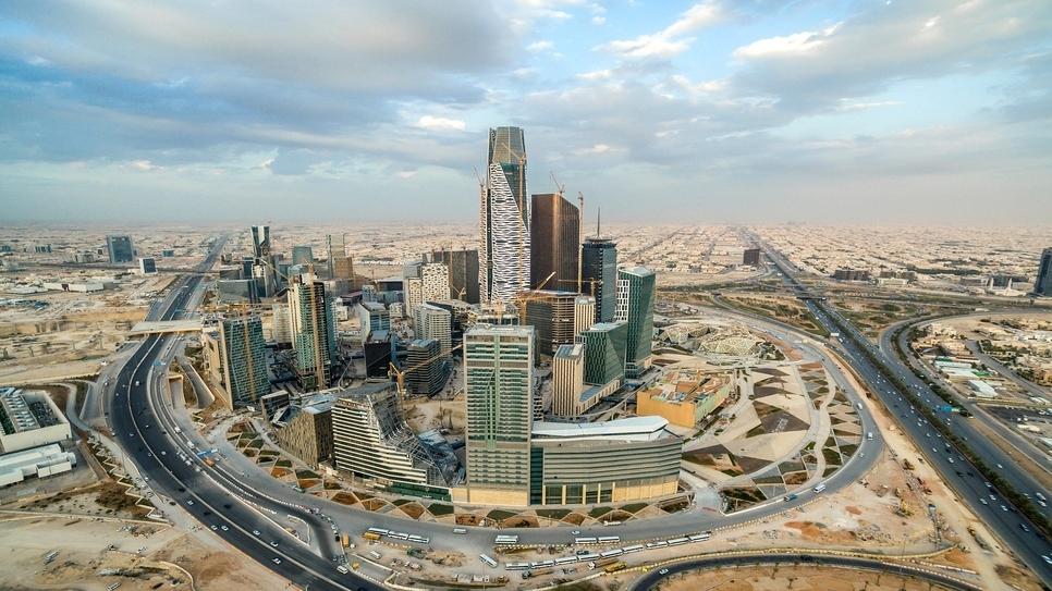 Riyadh, Saudi Arabia. Image by Waseem Obaidi for Bloomberg