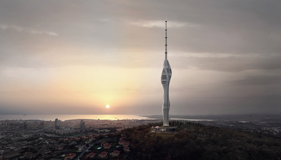 Turkey projects, Istanbul, Supertall, Towers, Skyscrapers, Turkish architecture, Istanbul buildings