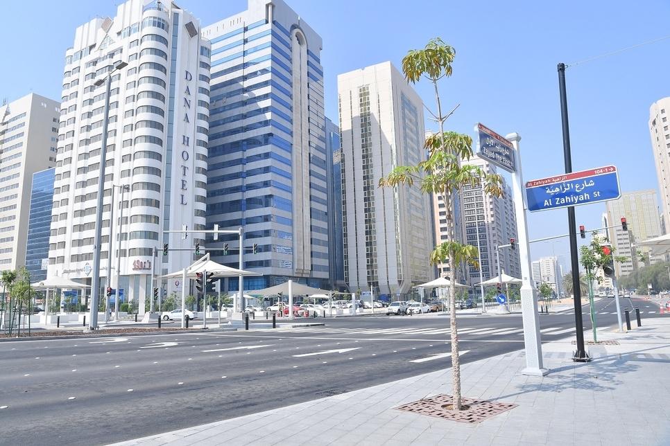 Abu Dhabi, UAE, Abu Dhabi development, GCC development, Al Zahiyah Development