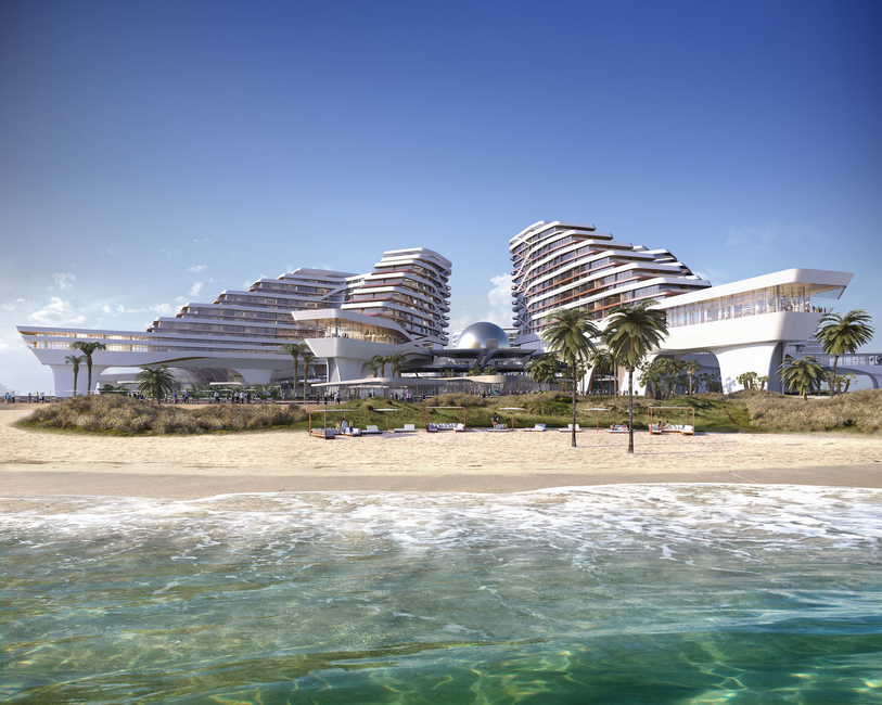 Dubai projects, Dubai, UAE, UNStudio, The Island, Mixed-use projects