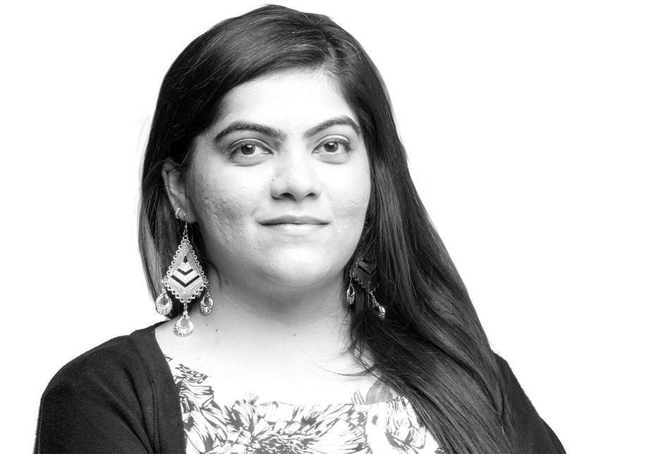 Neha Bhatia, editor of Construction Week