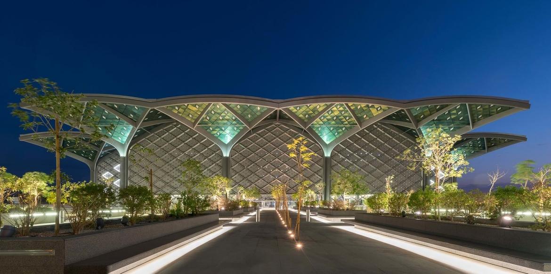 Transportation, Foster + Partners, Saudi Arabia, KSA, Saudi infrastructure, Infrastructure, Saudi development, GCC developments