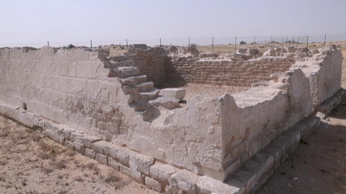 El Dur temple, Umm Al Quwain, UNESCO World Heritage site
