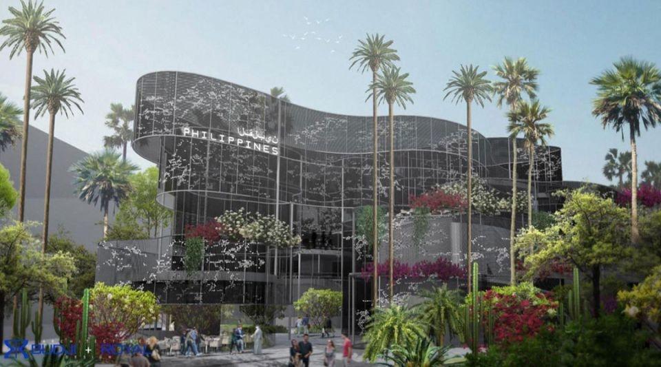 Expo 2020 Dubai, Dubai Expo, Expo pavilions, Philippines pavilion, Pavilion design, Philippines