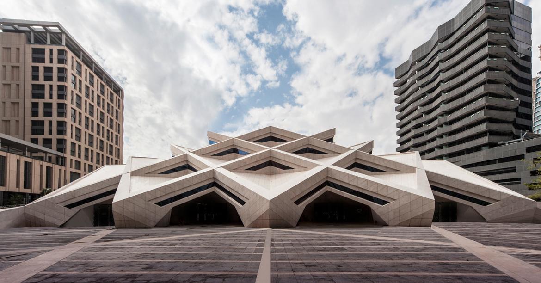 Saudi Arabia, Saudi projects, Riyadh, Omrania, Saudi arhitecture firms, Saudi architects, Saudi architecture, KAFD Mosque, Mosque design