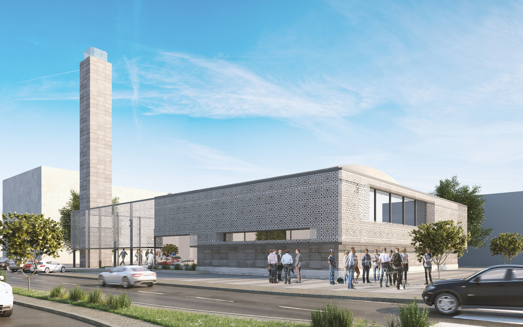Egypt projects, Egypt, Giza, Be+Architects, Bassem Elfeky, Mosque projects, Mosque design, Mosque