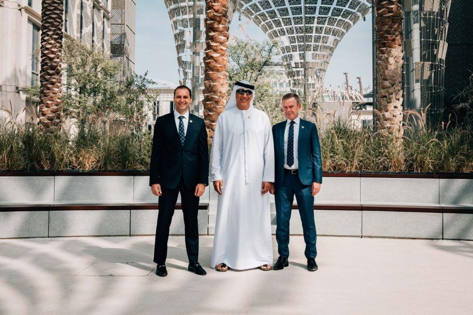 Expo 2020 Dubai, Construction, Jacobs Mace