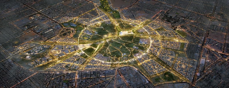 Saudi Arabia, Saudi projects, KSA, GCC development, King Salman Park, Omrania