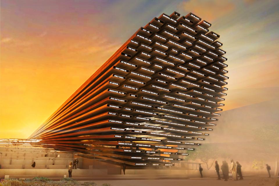 Expo 2020 Dubai, Construction