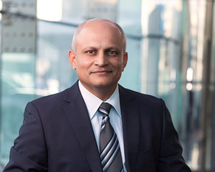Gensler, Job appointments, Raj Patel