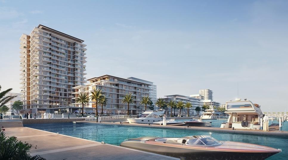 Dubai projects, Dubai, UAE, Waterfront developments, Waterfront residential, Emaar