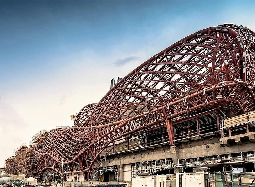 Zaha Hadid Architects, ZHA, Riyadh Metro, KAFD, Saudi Arabia, Saudi development
