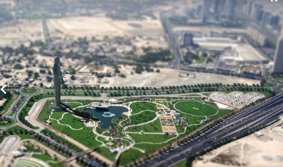 Dubai projects, Statue projects, Dubai, UAE