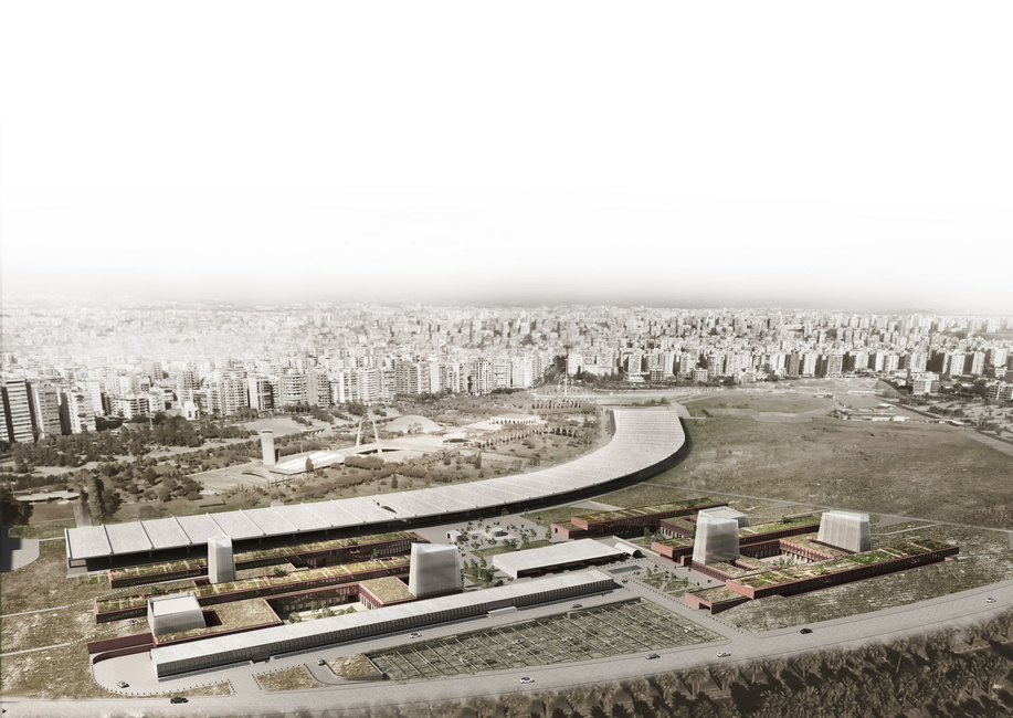 Science and Innovation Center, Tripoli Lebanon, Lebanon projects, Dubai architects, Concept designs