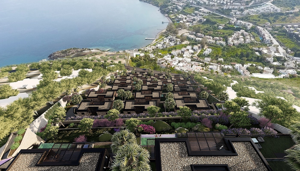 Turkey, Turkey projects, Turkish architects, Bodrum