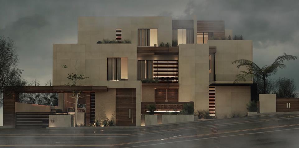 Khalid Al-Saeed Villa by BIM Lab in Amman, Jordan