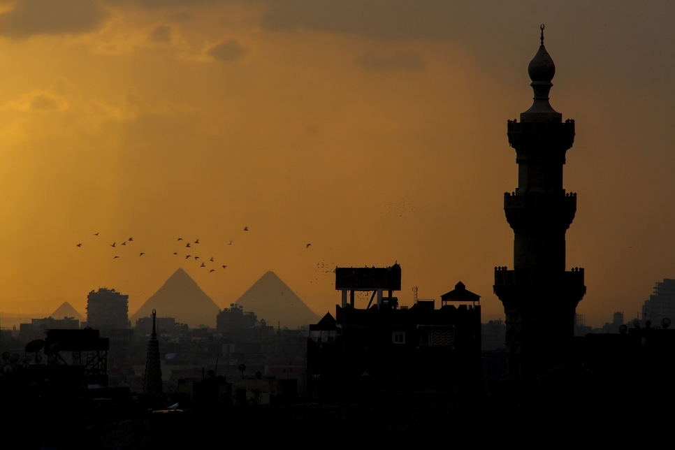 Mosque, Egypty, Infrastructure