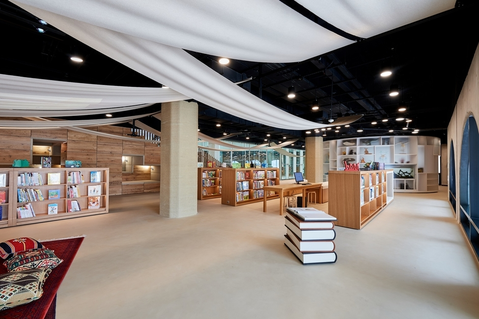 Cultural Foundation, Abu Dhabi, Modernism, Modernist buildings, Renovation, Cultural buildings