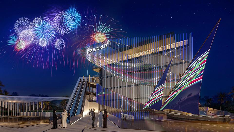 Expo 2020 Dubai, Dubai pavilion, DP World, Augmented Reality