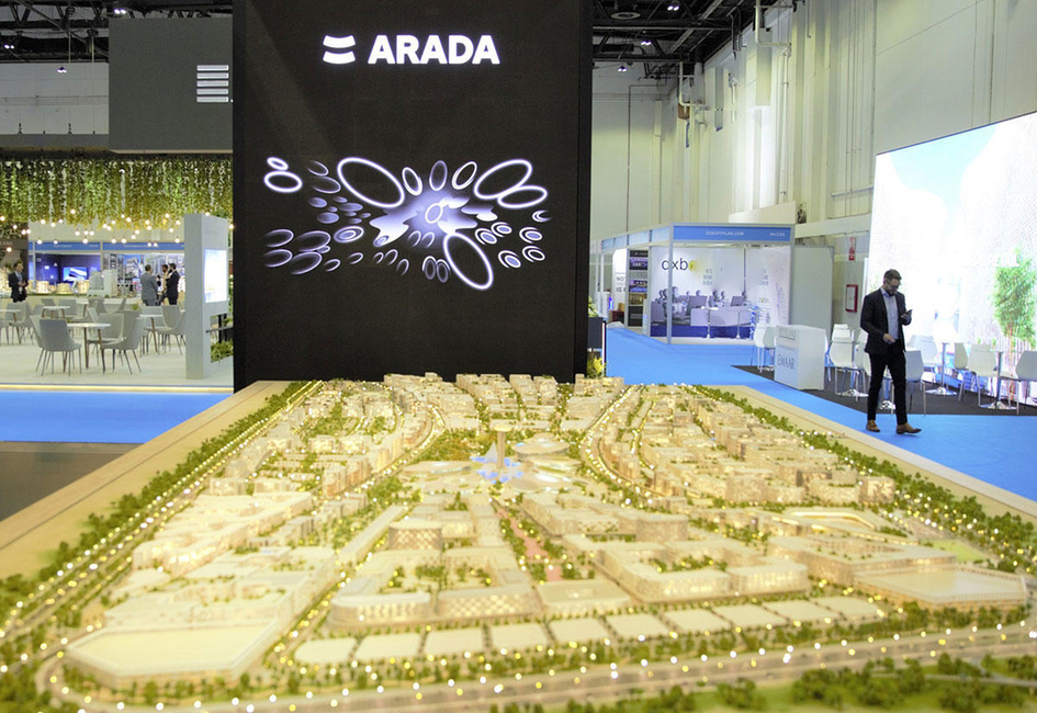 Cityscape Global 2019, Arada, Aljada, Masterplans, UAE