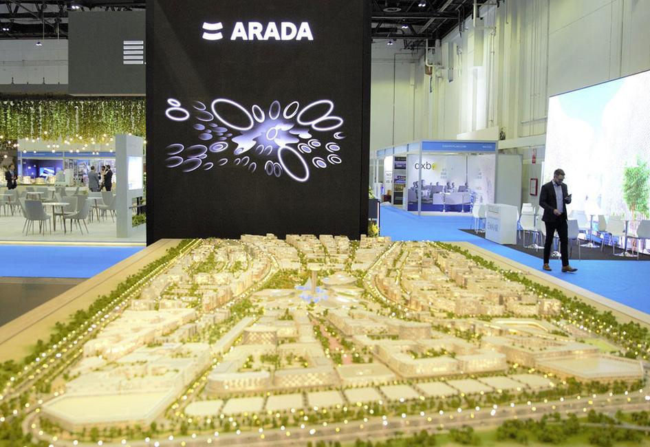 Cityscape Global 2019, Arada, Aljada, Masterplans, UAE