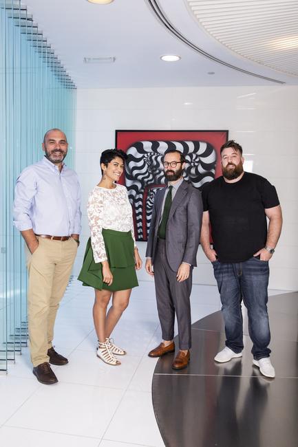 DesignMENA Summit, Roar, U+A, RMJM Architects, Studio EM