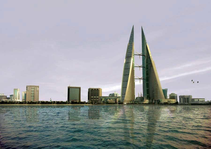 Bahrain, Manama, Urban planning, Waterfront developments