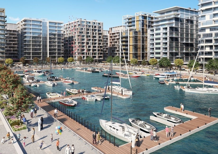 Confidential waterfront project. Image courtesy of Aecom.